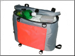 Waterproof Rear Bag (SKU: 1SC WRB)