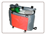 Waterproof Rear Bag